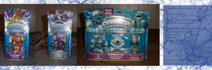 .: New Skylanders Figures :. by Dunkin-Prime