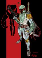 Boba Fett by Jonboy Meyers by Blindman-CB
