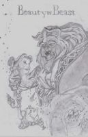 Beauty and the Beast by Madhatterl7