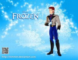 Hans Frozen Disney by Richmen
