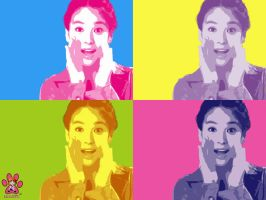 Song Hye Kyo Warhol Inspired by thelfie