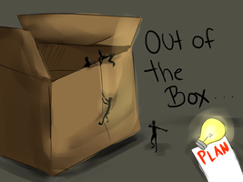 out of the box by ficakes911