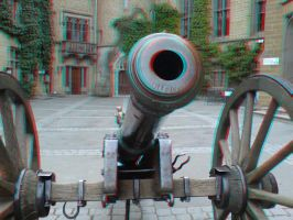 Cannon 3-D conversion by MVRamsey