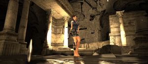 Tomb Raider - Angel of darkness - wetsuit by James--C