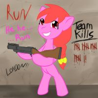 Cootersneeze l4d2 wall tag by 8bitsofmagic