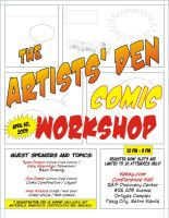 DA Meet and Comic Art Workshop by ArtistsDen