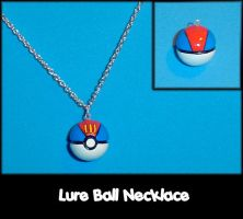 Lure Ball Necklace Charm by YellerCrakka