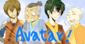 ::Avatar:: guys by NaOH-giveup