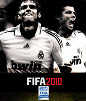 FIFA 2010 Official Cover by CristianoRonaldo17