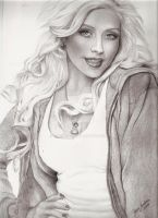 Christina Aguilera 99 by jardc87
