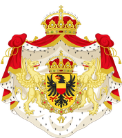 CoA Kingdom of Austria (Empire of Rum) by TiltschMaster