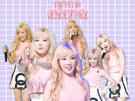 Pack PNG #101: Taeyeon (Lion Heart LIVE) by XieraaaPark