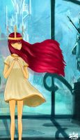 Child Of Light by NanaHollow