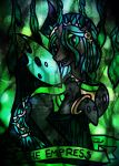 ArcanaPonies - The Empress by ScribbleSketchScoo