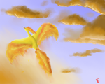 Moltres by Dying-Phoenix