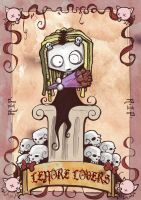 We Love Lenore by CitizenWolfie