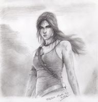 Tomb Raider: Lara Croft Reborn by RealTRgamer