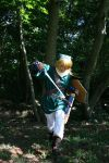 Link to the Rescue!!! by shibblesgiggles01