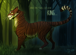 Tigerstar by studiofruke
