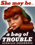 Bag of Trouble by JamesParce