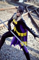 Batgirl: Stephanie Brown III by Aigue-Marine