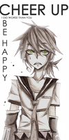 CHEER UP AND HAVE A LEN by Sychandelic