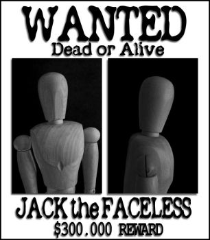 Jack the Faceless by photographus