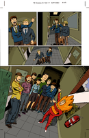 The Sundays #2 page 17 colors by ScottEwen