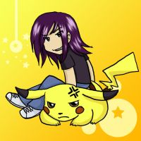 Shaz loves Pikachu...this much by hyperlink