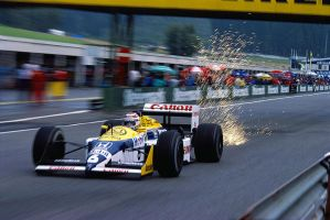 Nelson Piquet (Austria 1987) by F1-history