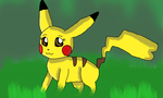 Female Pikachu on Colors! 3D by KendraTheShinyEevee