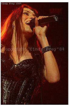 Within temptation by girl-at-the-rockshow