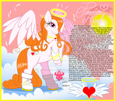 Passion Angel: MLP: FIM Bio by Bowser2Queen