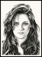 Kristen Stewart by thewholehorizon