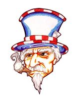 Uncle Sam by Iggy452001