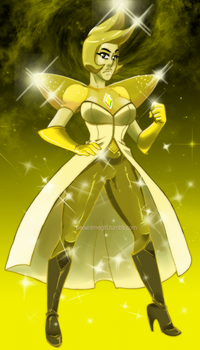 Yellow Diamond by neoanimegirl