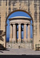 Arches and Pillars by Dave9684