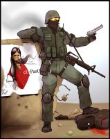 Counter Strike by amiramz