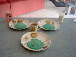 My Chao Pancakes by Dengen-Toshiko
