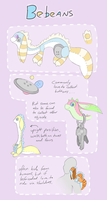 Bebean Species Reference by CometShine