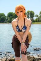 Nami ~ Give me your berries by YukinaCosplay
