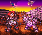 The 16-Bit War by spdy4