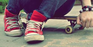 Skate Love. by Avek