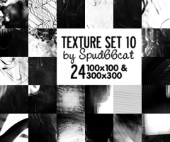 Texture Set 10 by spud66cat