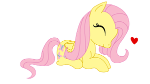 Fluttershy by Rugissement