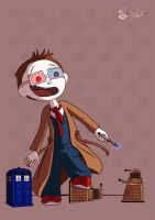 Doctor Who by K-a-o-r-i