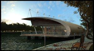 riverhouse 4th angle by outboxdesign
