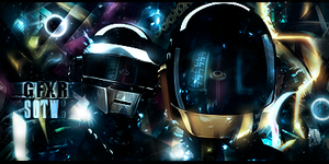 Daft Punk by RodTheSecond