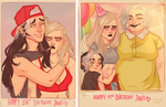 TIME HOP by UrsulaDecay
