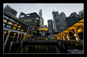The Fullerton Bay Disc by WiDoWm4k3r